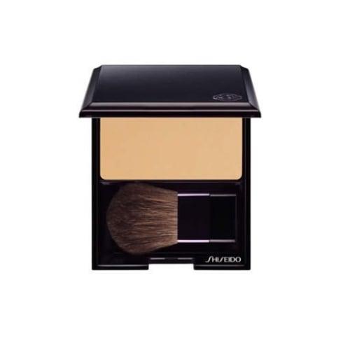Shiseido Luminizing Satin Face Color BE206 Soft Beam Gold