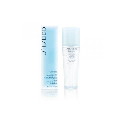 Shiseido Pureness Refreshing Cleansing Water Oil-Free Alcohol-Free 150ml