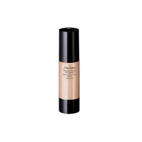 Shiseido Radiant Lifting Foundation SPF15 O60 Natural Deep Ochre
