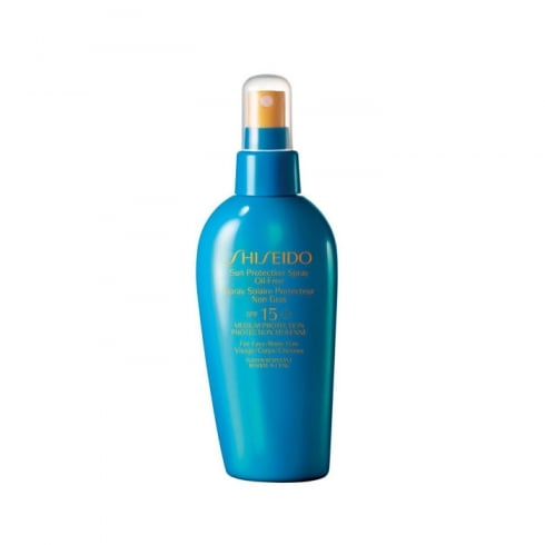 Shiseido Sun Protection Spray Oil Free SPF15 150ml