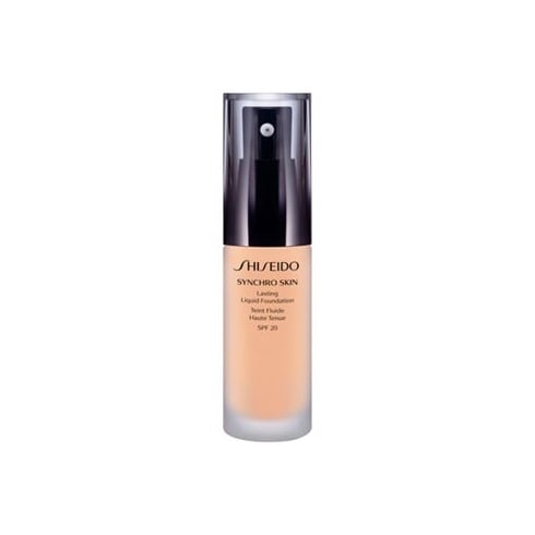 Shiseido Synchro Skin Lasting Liquid Foundation Neutral3