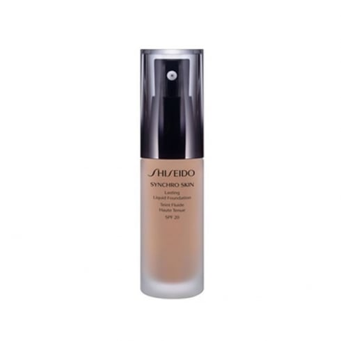 Shiseido Synchro Skin Lasting Liquid Foundation Rose3