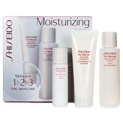 Shiseido The Skincare Gift Set 3 Pieces