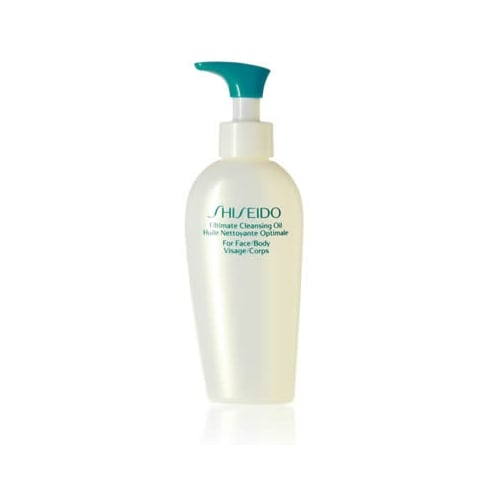 Shiseido Ultimate Cleansing Oil Face and Body