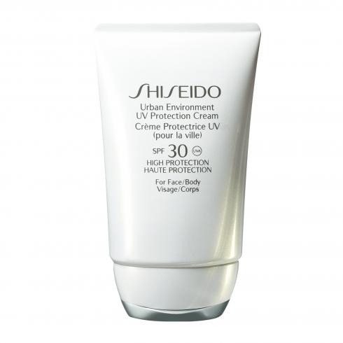 Shiseido Urban Environment U.V. Protection Cream 50ml - SPF30