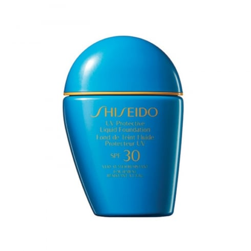 Shiseido Uv Protective Liquid Foundation Medium Beige SPF30 30ml
