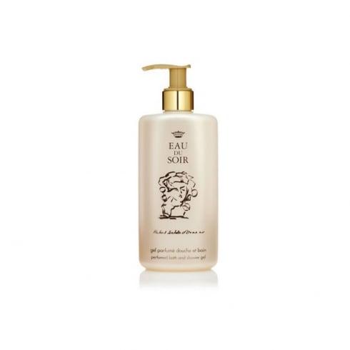 Sisley Eau  Du Soir  Perfumed  Bath  And  Shower Gel