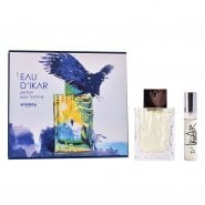 Sisley Set Eau D'Ikar: EDP 50ml + Mini Vapo 10 Ml