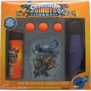Skylanders Skylander Giants Air Blast Target Gift Set - 150ml Bath & Shower Gel + Toy
