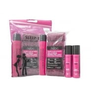 Sleep In Rollers Girls Night Out Gift Set 10 x Rollers + 400ml Hairspray + 250ml Shampoo + 250ml Conditioner