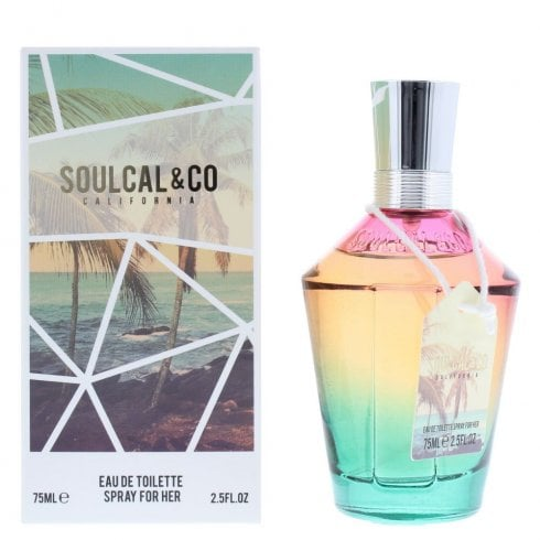 Soulcal Her Edt 75ml