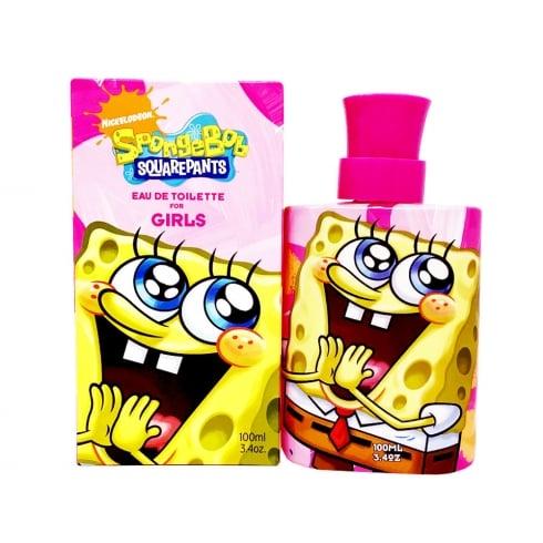 Spongebob Squarepants for Girls 100ml EDT Spray