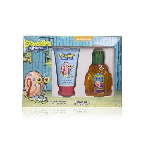 Spongebob Squarepants Gary Gift Set 50ml EDT + 75ml Shower Gel