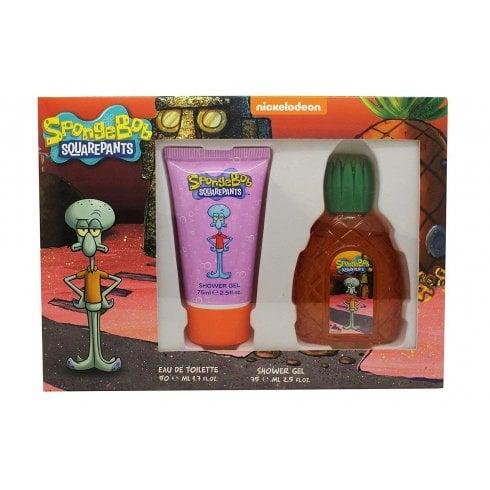 Spongebob Squarepants Squidwards Eau de Toilette 50ml Spray