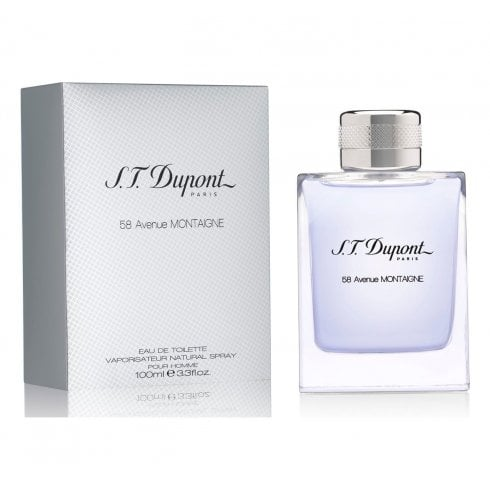 St Dupont Dupont 58 Avenue Montaigne Man EDT 100ml
