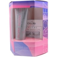 St Tropez 100ml Instant Tan Wash Off Face & Body Lotion + Eyelure Voluminous False Eyelashes