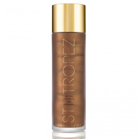 St Tropez Self Tan 100ml Dry Luxury Oil