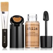 Stila Stay All Day Warm 13 Foundation 30ml & Brush