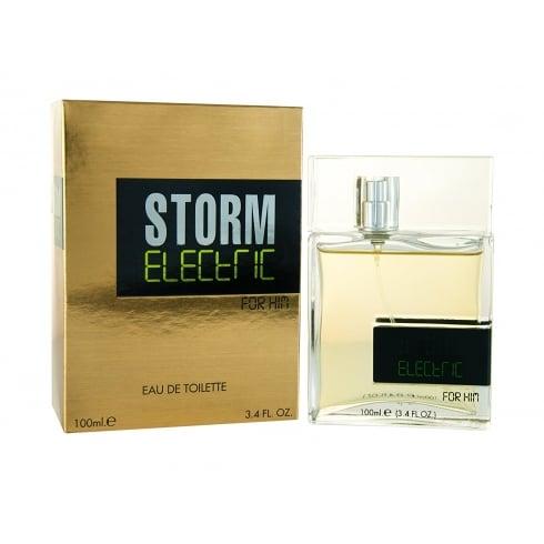 Storm Electric 100ml EDT Spray