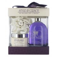 Style & Grace Style and Grace Luxury Trio Body Care Gift Set