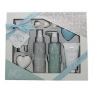 Style & Grace Style & Grace Puro Pure Bliss Bath & Body Gift Set - 8 Pieces