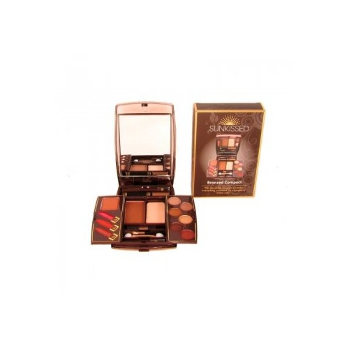 Sunkissed Bronzed Compact 17 Piece Set