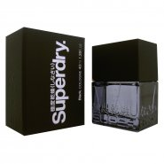 Superdry Black Eau de Cologne 40ml Splash