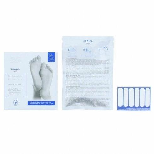Svr Laboratoires Svr Xerial Xerial Feet Peel Mask 50ml