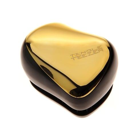 Tangle Teezer Compact Detangling Hairbush Gold Rush