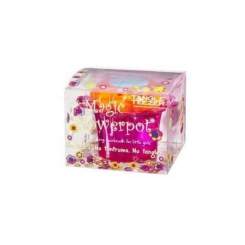 Tangle Teezer Magic Flowerpot Hairbrush For Little Girls