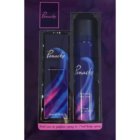 Taylor of London Panache Gift Set 30ml EDP + 75ml Body Spray