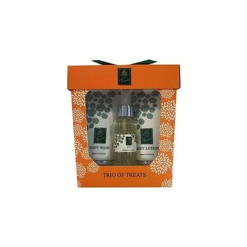 Taylor of London Tweed Gift Set 100ml EDT + 200ml Body Wash + 200ml Body Lotion