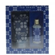 Ted Baker Skinwear For Him Gift Set 10ml EDT + 50ml Body Wash