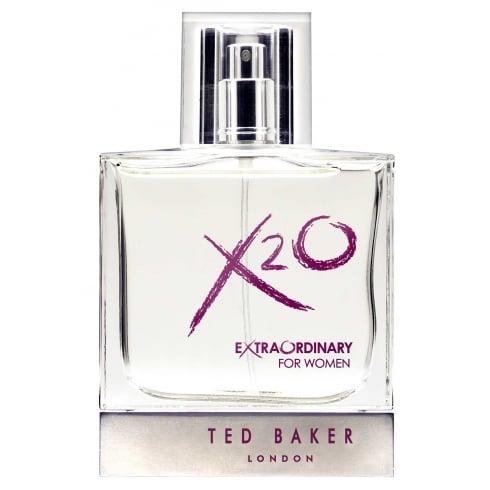 603134ce33 Ted Baker Ted Baker X20 Women 100ml EDT Spray - Ted Baker from Direct  Beautique UK