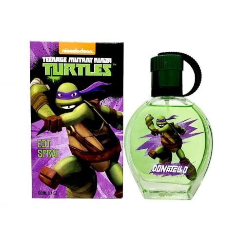 Teenage Mutant Ninja Turtles Donatello 100ml EDT Spray