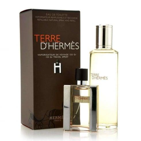 Hermes Terre D'Hermes 30ml EDT + 125ml Refill