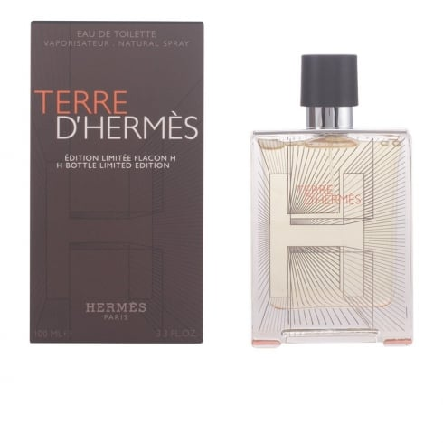 Hermes Terre d'Hermes H Bottle Limited Edition 100ml EDT Spray