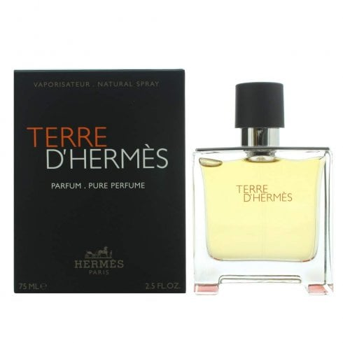Hermes Terre Dhermes M Pure Perfume 30ml Refillable Natural Spray
