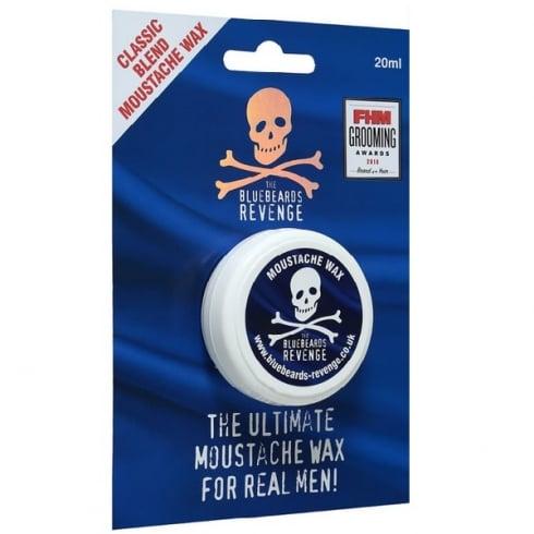The Bluebeards Revenge Classic Blend Moutache Wax 20ml