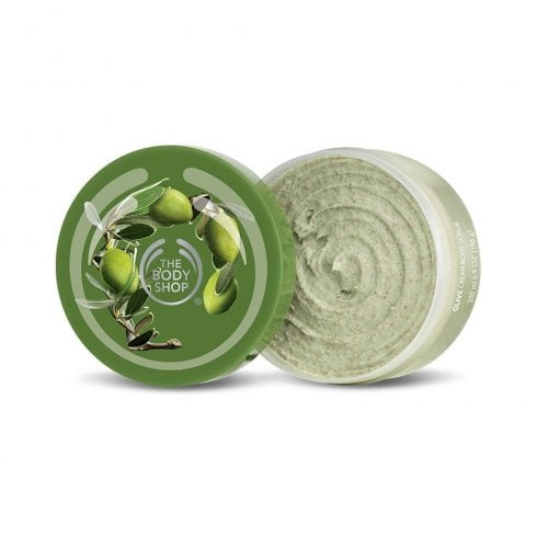 The Body Shop Olive Cream Body Scrub 200ml