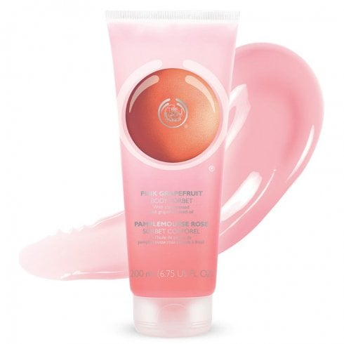 The Body Shop Pink Grapefruit Body Sorbet 200ml