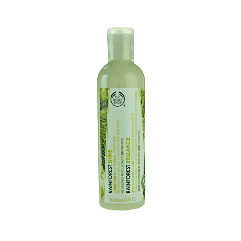 The Body Shop Rainforest Shine Conditioner For Normal To Dry Hair 250ml