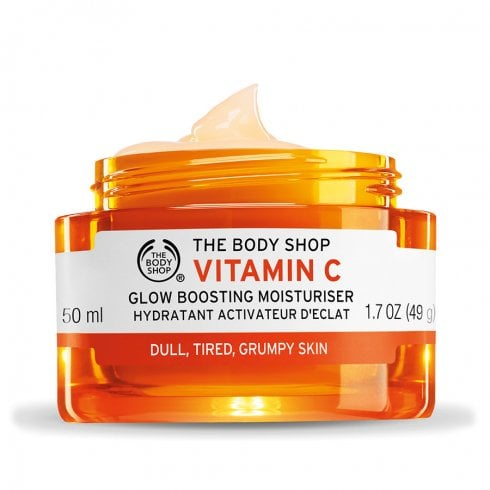 The Body Shop Vitamin C Facial Radiance Capsules 28 Dull Skin