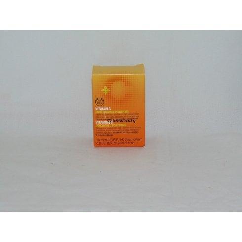 The Body Shop Vitamin C Facial Radiance Powder Mix 10ml