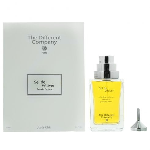 The Different Company Tdc Sel De Vetiver EDP 100ml