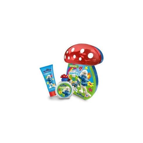 The Smurfs Grouchy 50ml EDT Spray / 75ml Bubble Bath