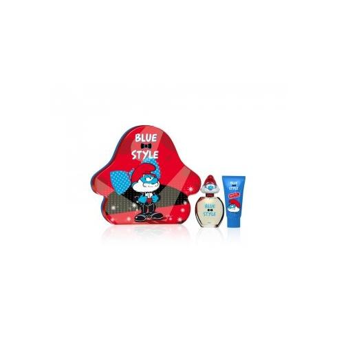 The Smurfs Papa Gift Set 100ml EDT + 75ml Showergel + Keychain