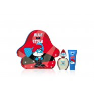 The Smurfs Papa Gift Set 100ml EDT + 75ml Showergel + Keychain
