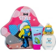 The Smurfs Smurfs 3D Smurfette EDT 50ml + Shower Gel 75ml