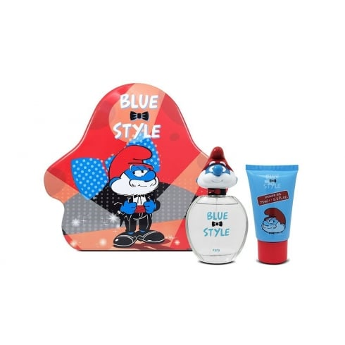 The Smurfs SMURFS PAPA 3D 50ML G/SET          50ML EDT + 75ML S/GEL